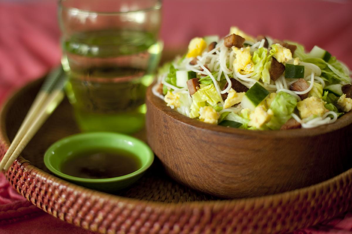 Somen Salad Recipe