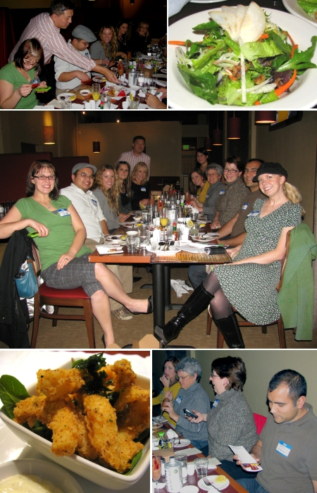chao bistro tastecasting collage