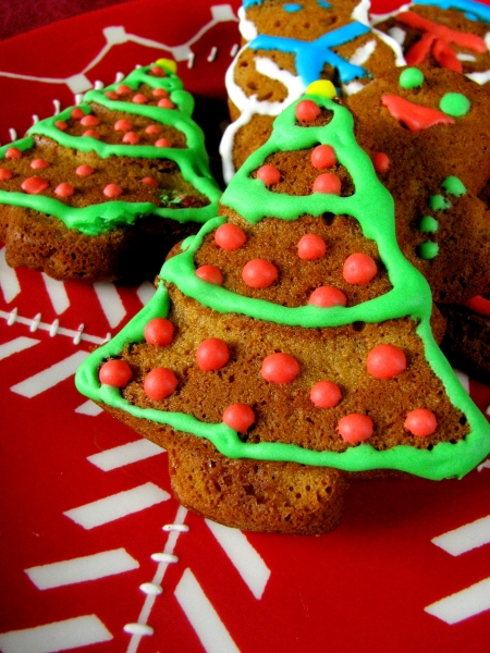 Gingerbread Cookies from Safeway Holiday Recipes