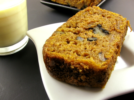 Pumpkin Gut Bread
