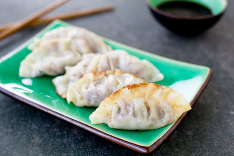 Gyoza potsticker recipe