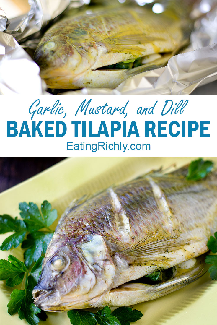 Baked tilapia recipe and how to cook a whole fish eating for How to cook a whole fish