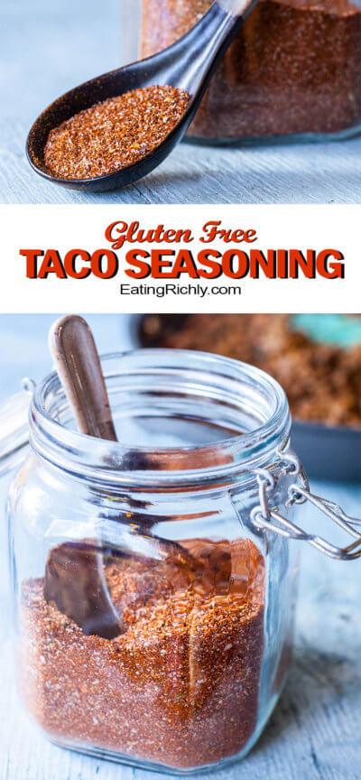 How to Make Taco Seasoning Pin
