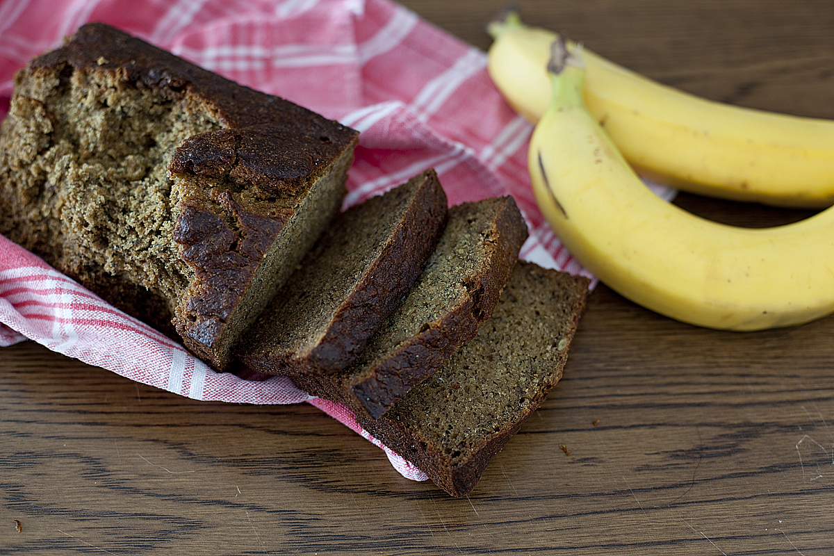 Help! My Dog Ate My Banana Bread!