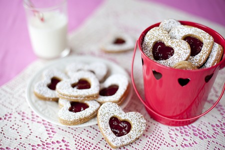 Whole Wheat Valentines Cookie Recipe