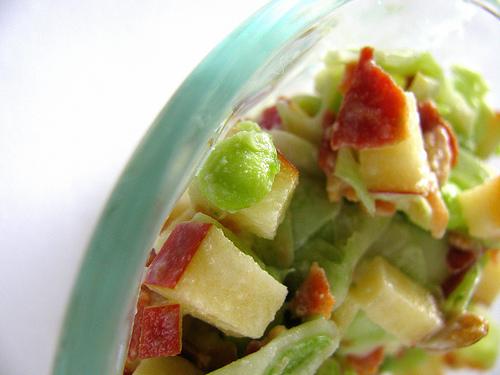 kohlrabi salad cu