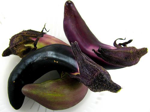 Eggplant, Zucchini and Tomato Casserole