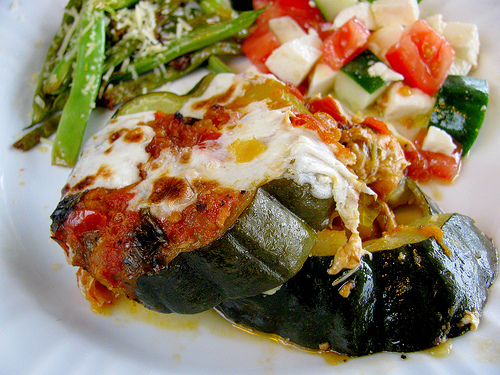 Italian Roast Acorn Squash