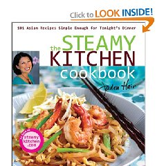 Winner of the Steamy Kitchen Cookbook