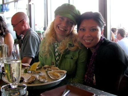 Diana Jaden Oysters San Francisco
