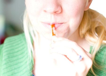 Diana-eating-candied-orange-peel