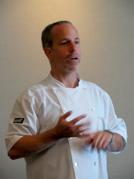 Foodbuzz Festival Chef Michael Tuohy blog size