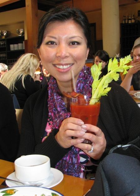 Foodbuzz Festival Jaden Bacon Bloody Mary