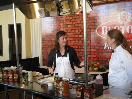 Foodbuzz Festival Mardi Bertolli