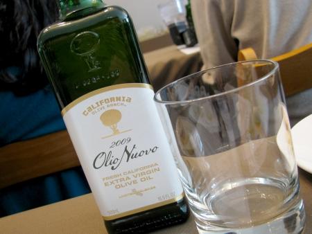Foodbuzz Festival Olive Oil Tasting Olio Nuovo