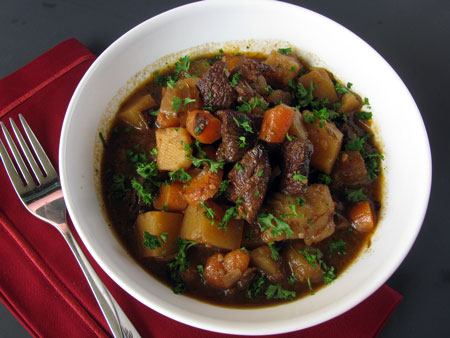 Irish Beef Stew Recipe for St. Patrick's Day