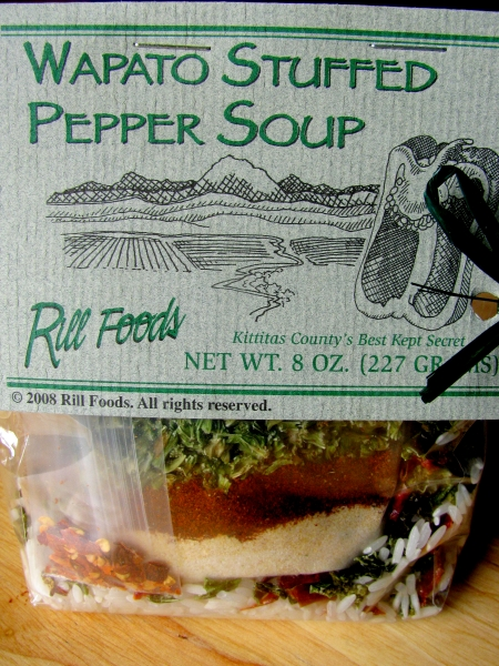 Rill foods soup