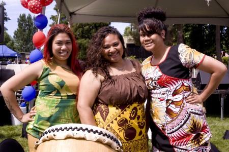 Samoan-Girls