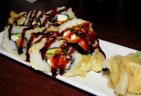 Seattle Tempura sushi chao bistro
