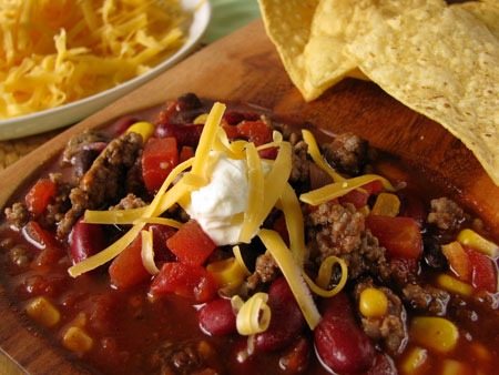 Welcome Zones Employees (Taco Soup Recipe!)