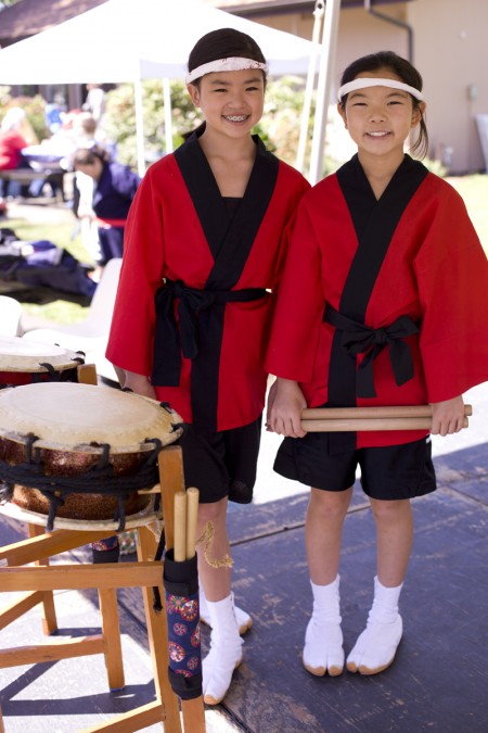 Taiko-Girls