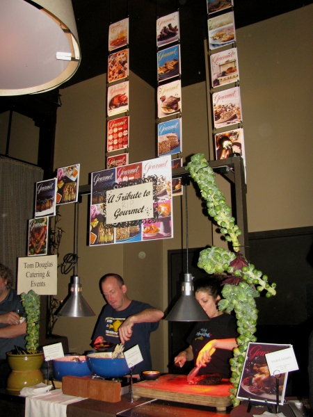 Tom Douglas Gourmet Tribute Foodportunity
