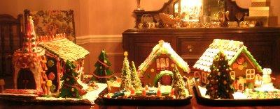 Gingerbread House Winner!!!