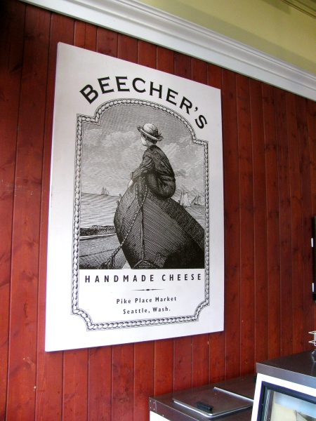 beecher's sign pike place