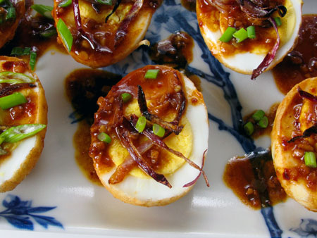 Thai Recipe: Son In Law Eggs