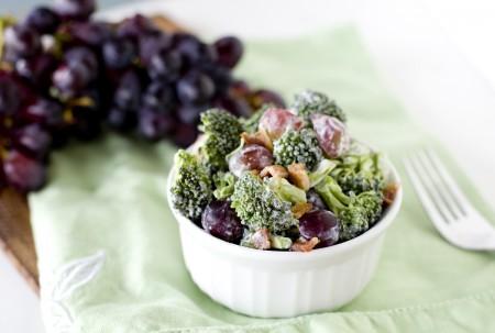 broccoli-grape-salad