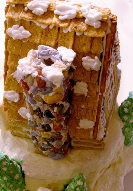candy stone chimney