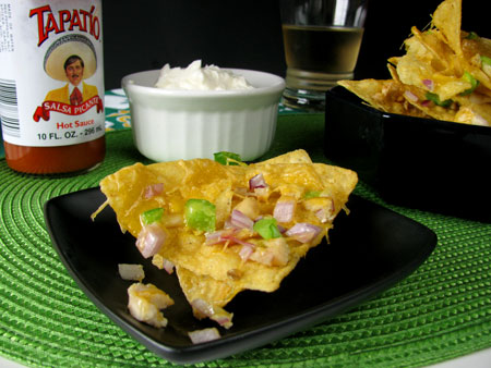 Nachos Recipe and Final Look at the Hunger Challenge