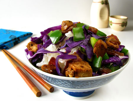 Stir Fry Recipe: Exotic Eating On a Food Stamp Budget