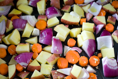 chopped-vegetables-for-roasting