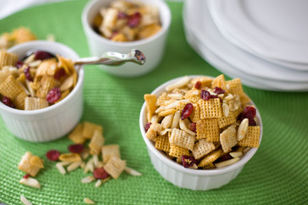 Cranberry Orange Chex Mix Recipe