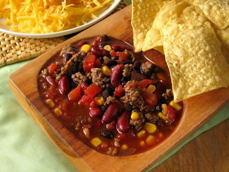 Taco Soup for the Crockpot and Food Stamps