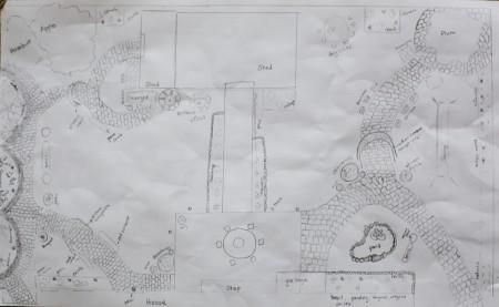 dream garden plan
