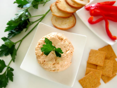 Salmon Cream Cheese Dip