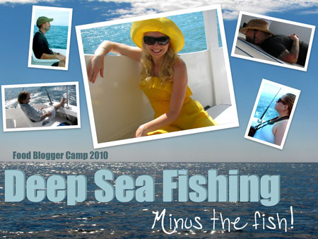 Food Blogger Camp: Fishing, Trapeze, Tattoos and Michael and Donna Ruhlman