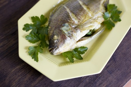 Baked whole tilapia for How to cook a fish