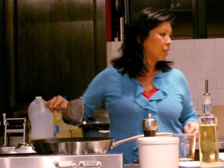 jaden steamykitchen cooking class