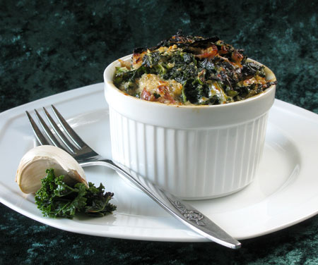 Easy Kale Recipe for a Hearty Winter Casserole