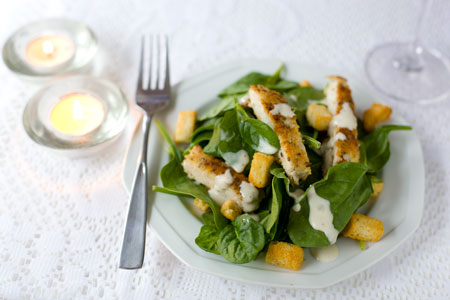 parmesan-crusted-chicken-salad