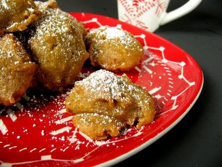 persimmon ginger cookies