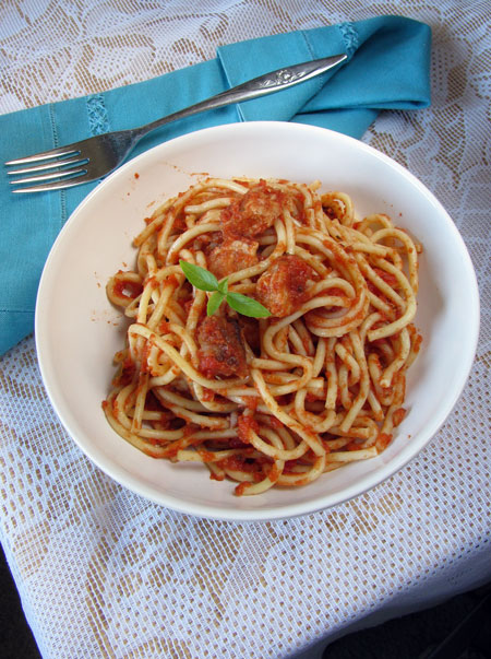 Pork chops and pasta recipes