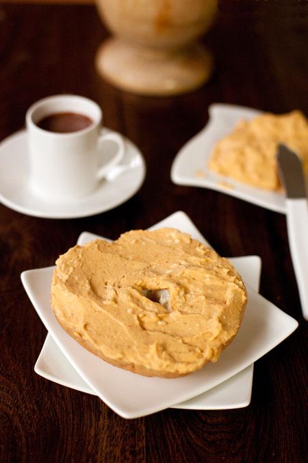 Pumpkin Cream Cheese Spread Recipe