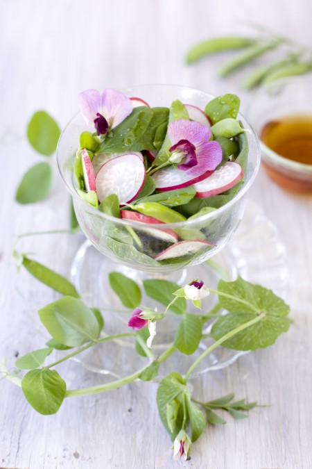 radish-sweet-pea-salad-recipe