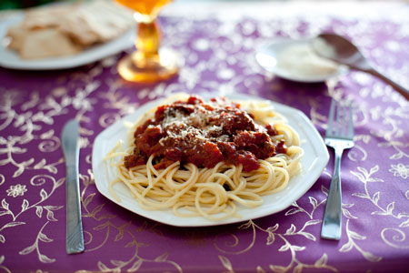 Easy Healthy Spaghetti Sauce Recipe