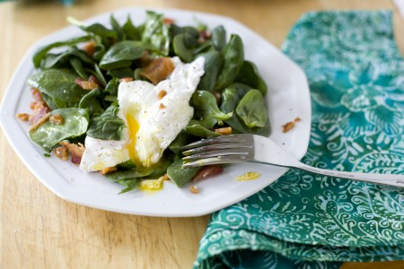 spinach-salad-bacon-and-eggs