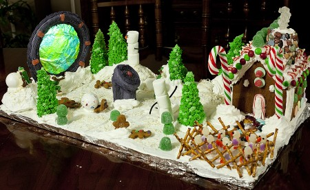 stargate-gingerbread-house